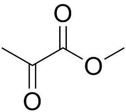 Methyl pyruvate