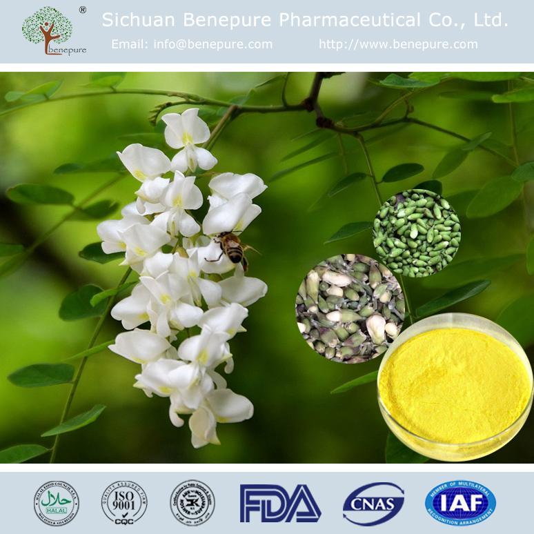 Quercetin-Sophora - Troxepure®-Botanical Extracts-Sichuan Benepure Pharmaceutical Co., Ltd.