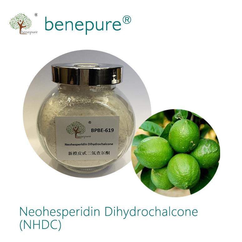 Neohesperidin Dihydrochalcone(NHDC)-Sweeteners - Sweemore®-Botanical Extracts-Sichuan Benepure Pharmaceutical Co., Ltd.