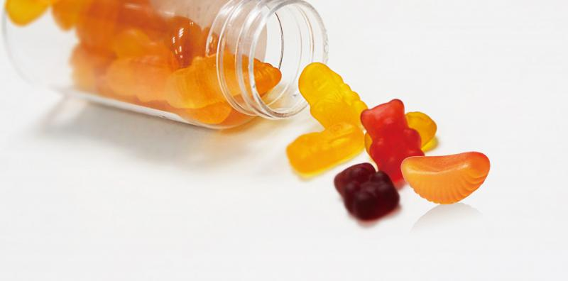 Nutraceutical Gummies │ Sirio Pharma
