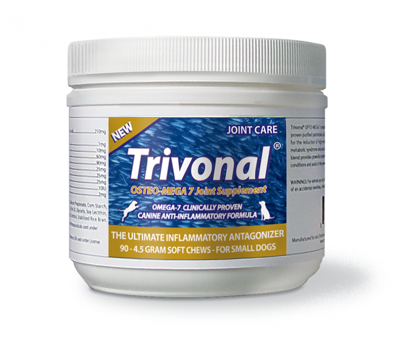 Trivonal Osteo-Mega 7 - Pet Joint Soft Chew Supplement – Omega Wonders