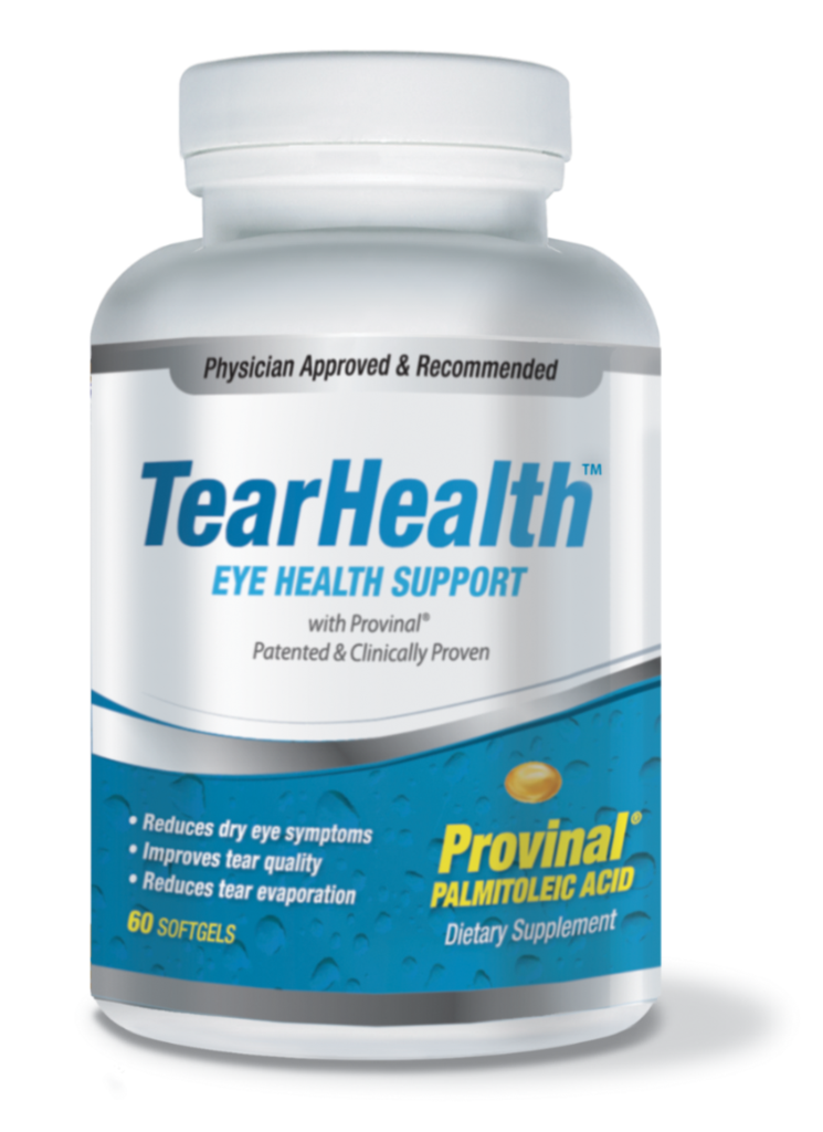 TearHealth™ Eye Health Support - 60 Count – Omega Wonders