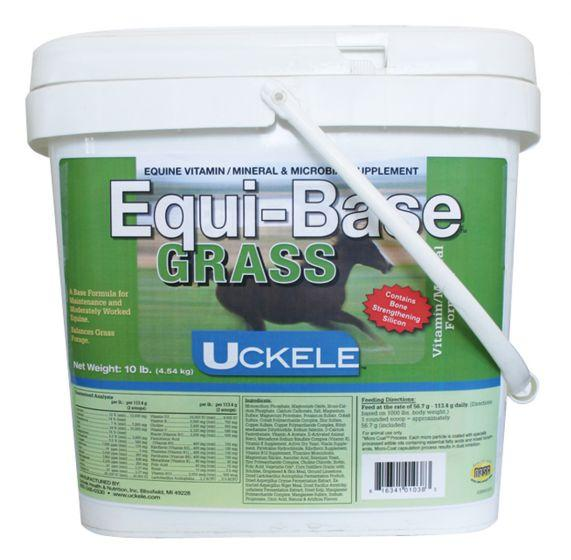 Uckele Health & Nutrition Equi-Base Grass