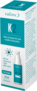 Vitamin K2 - Valens - Coenzyme Q10, Collagen, Vitamins, Fertility and other dietary supplements.