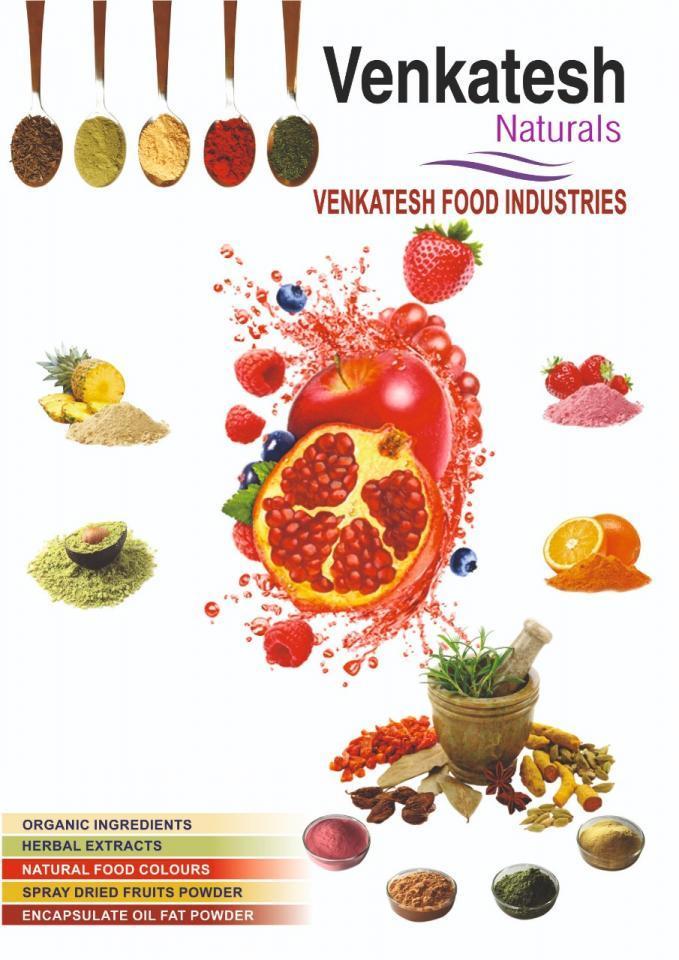 VENKATESH NATURAL EXTRACT PVT LTD- offers Botanicals,Herbal, Herbs ...
