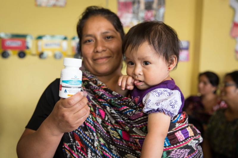 Benefits of Prenatal Vitamins for Pregnancy & Breastfeeding