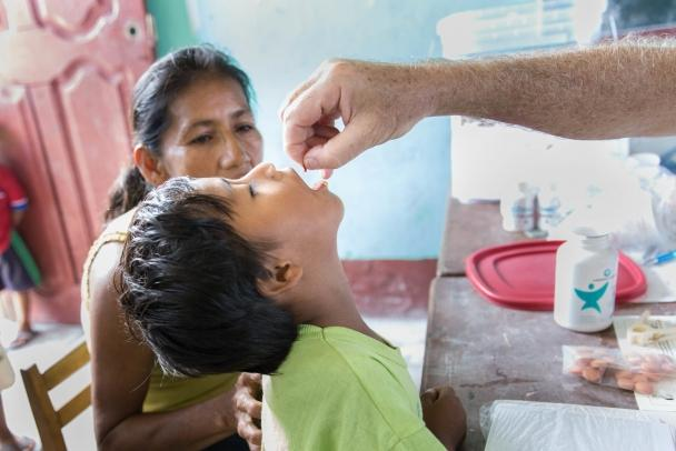 Treating Worms in Children | Deworming Tablets for Children