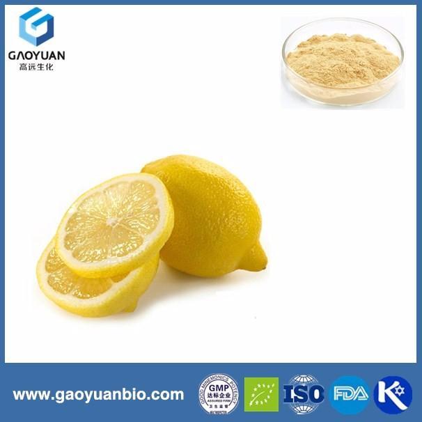 100% natural lemon juice spray powder water soluble - Gaoyuan Bio-Chem