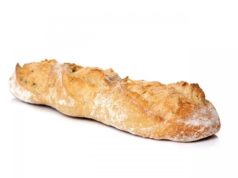 T65 flour for traditional french baguettes