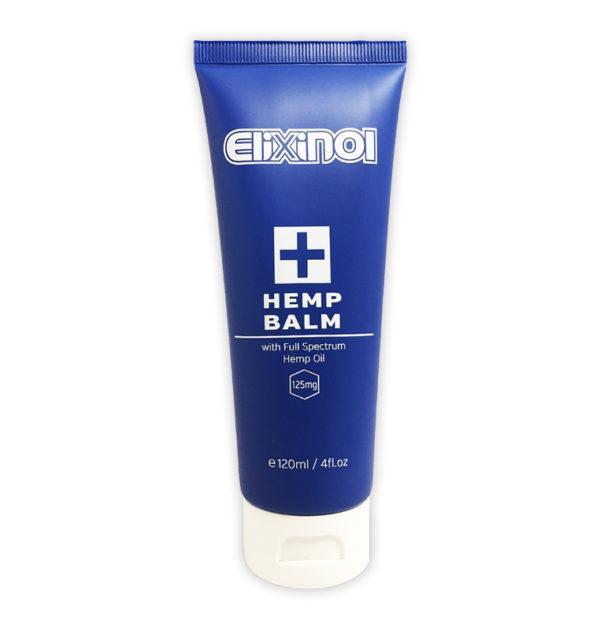 Topical CBD Hemp Balm - Natural Skin Moisturizer & Aftersun | Elixinol