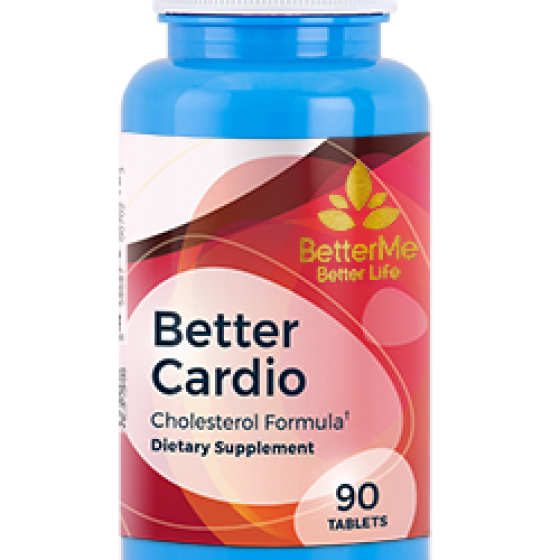 Better Cardio 90 Tablets