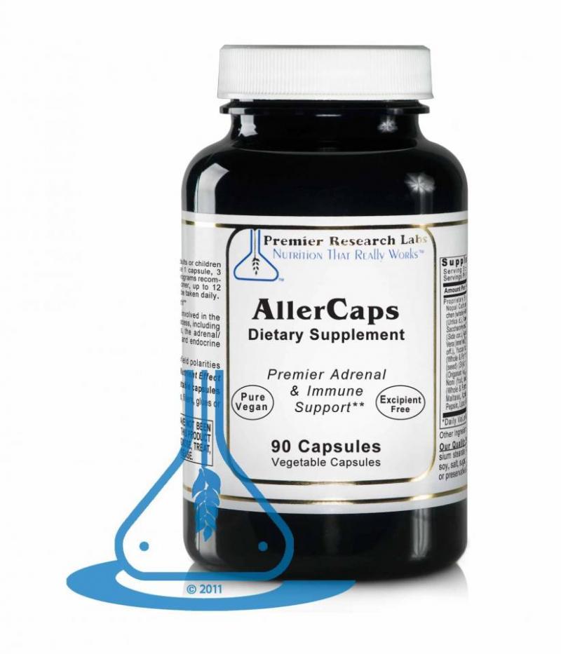 Premier Research Labs AllerCaps for Private Label
