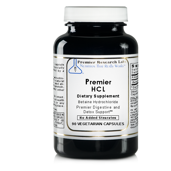 Premier Research Labs HCL for Private Label