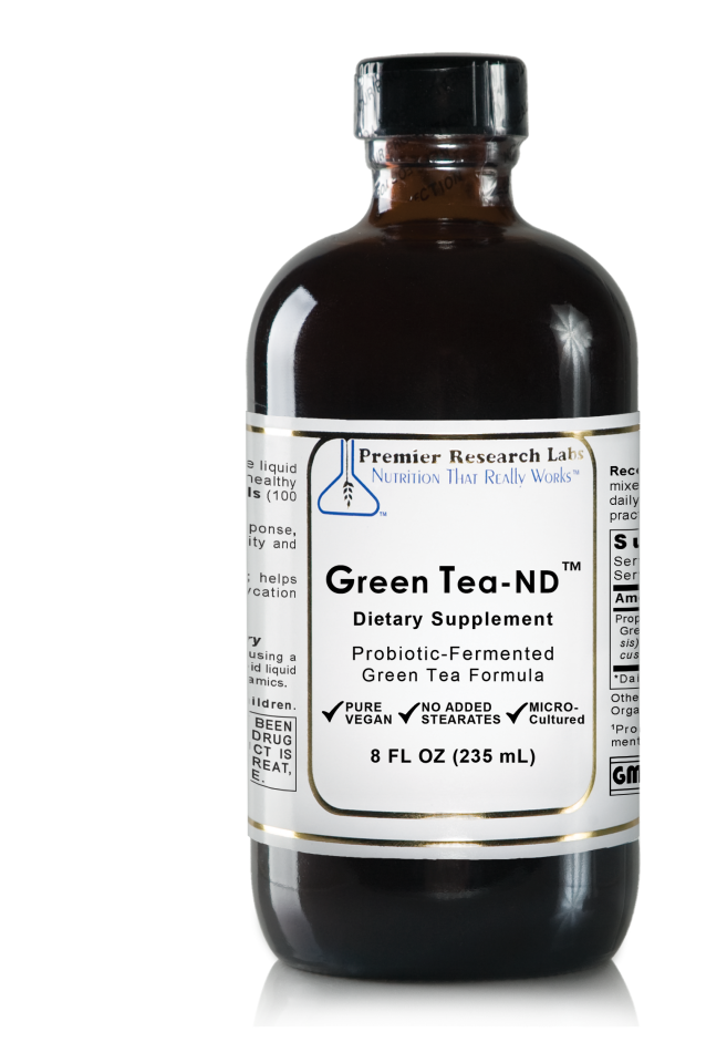 Premier Research Labs Green Tea - ND™ 8 fl oz for Private Label