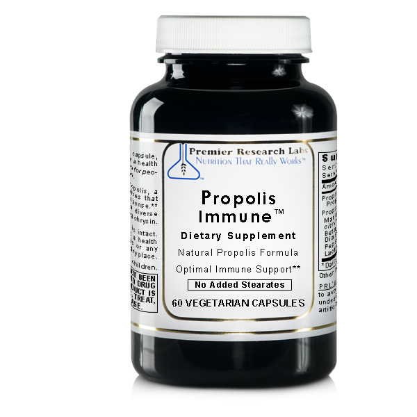 Premier Research Labs Propolis Immune™ for Private Label