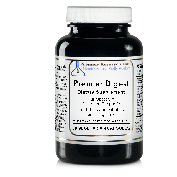 Premier Research Labs Digest for Private Label
