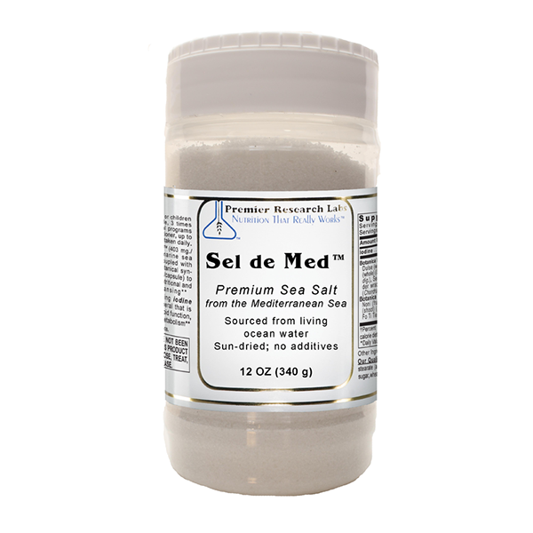 Premier Research Labs Sel de Med™ for Private Label