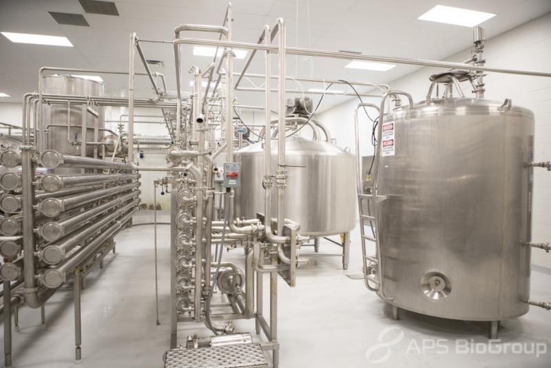 Colostrum Manufacturing Company | APS Bio Group