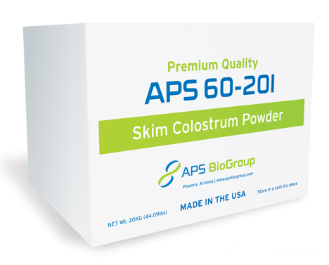 Bulk Colostrum Powder Manufacturing | APS Bio Group