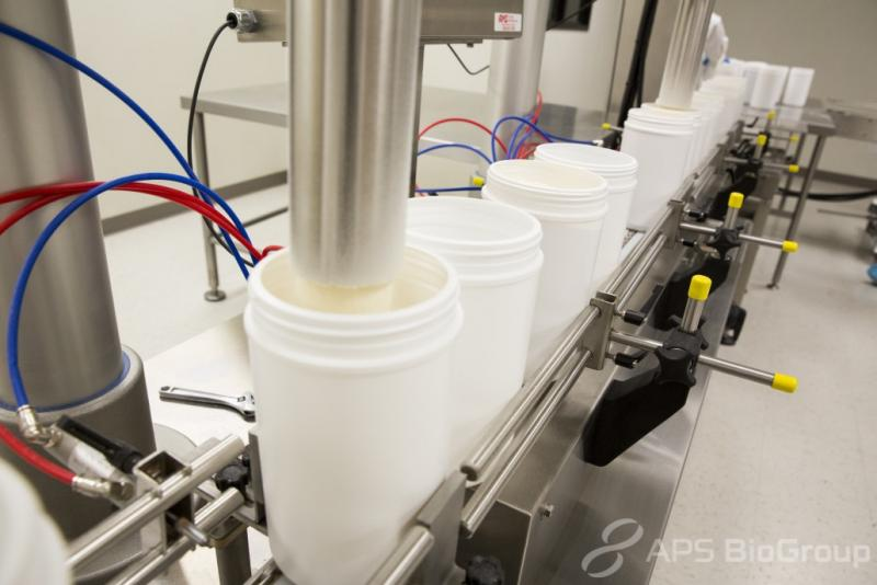 Extensive Packaging Capabilities  - APS Bio Group