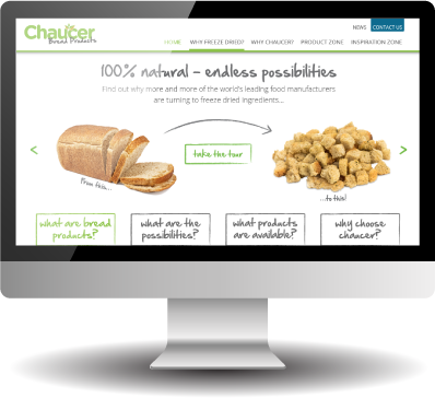 Bread Products | Chaucer Food Group