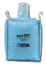 Crohmiq® Electrostatic Type D FIBCs | Bulk Lift International
