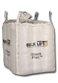 Stack-Pac® FIBCs | Bulk Lift International