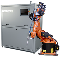COMBI 120H | Dry Ice Blasting and Dry Ice Production Equipment by Cold Jet