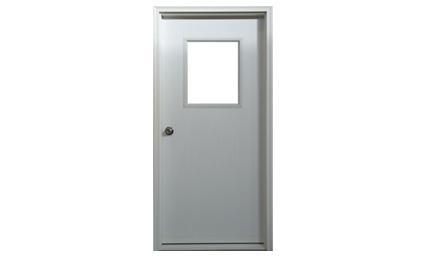 Pre-hung Doors & Door Panels - Manitowoc, Wisconsin - Extrutech Plastics, Inc.