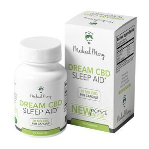 Dream CBD – Sleep Aid – Medical Mary LLC
