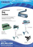 Impulse Sealers | Plastic Bag Sealers | Hand Sealer