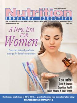 Home - Nutrition Industry Executive Magazine