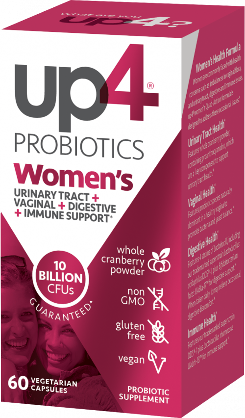 Women's - up4 Probiotics