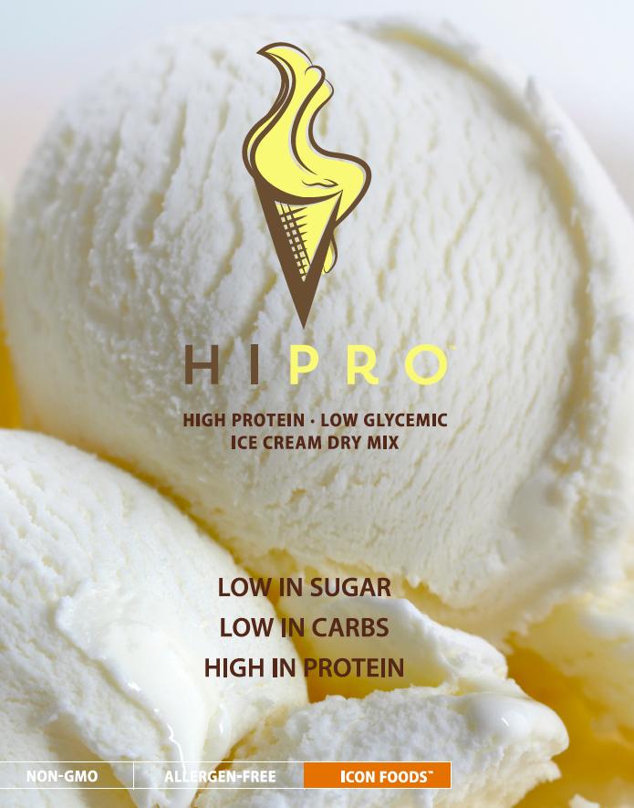HiPro Ice Cream Dy Mix