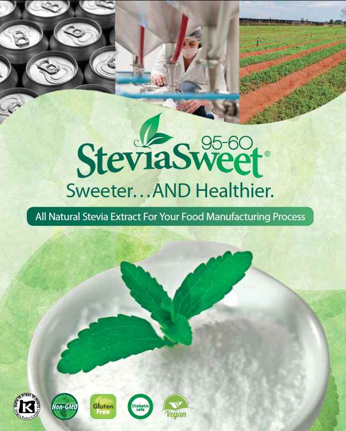 SteviaSweet 95-60