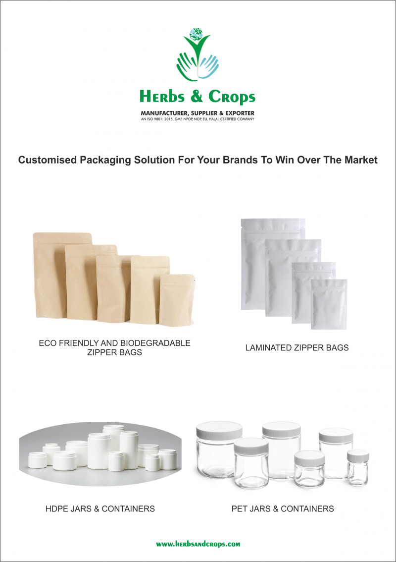 HNCO-CUSTOMISED PACKAGING & PRIVATE LABEL SERVICE