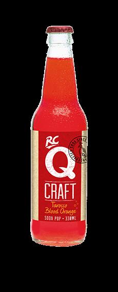 RC Q Craft | Craft Soda for Connoisseurs | RC Cola International