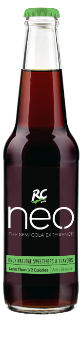 RC Cola Neo | Stevia Sweetened Cola | RC Cola International