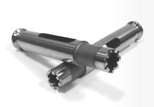 Core Rod Compression Tooling | Core Tableting System | Multilayered Tablets - Elizabeth