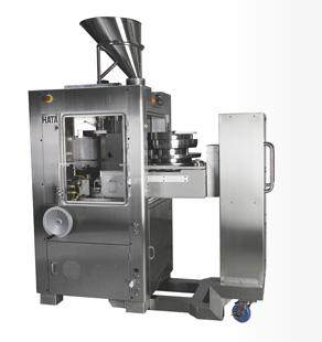 High Speed Rotary Tablet Press | CVX Series | Multilayered Tablet Press - Elizabeth