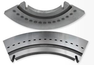 Replaceable Die Segments | Tungsten Carbide Punches and Dies - Elizabeth