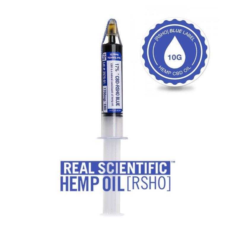 Blue Label 10g Oral Applicator - HempMeds