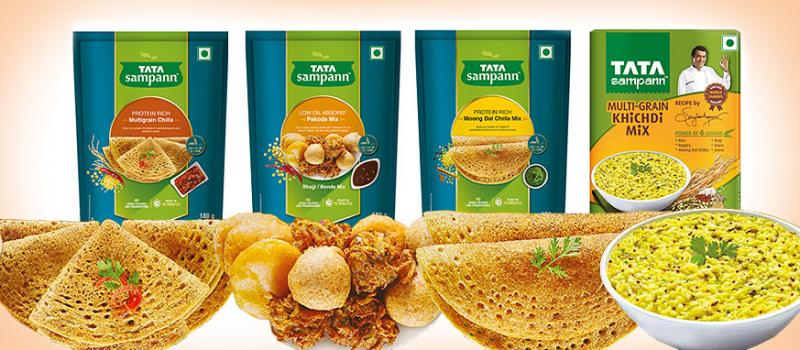 Tata Sampann mixes - Consumer products - Tata Chemicals Limited