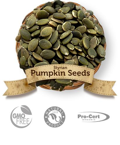 Pumpkin Seeds - River Valley Specialty Farms