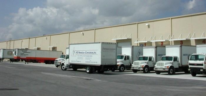 Worldwide Packaging Logistics | AAC So Cal