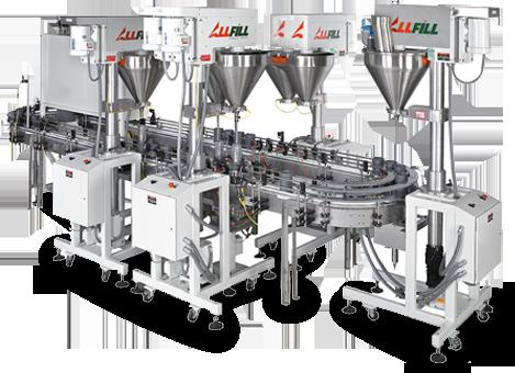 Custom Packaging Equipment, Custom Filling Machines, Custom Filling Equipment, Custom Auger Fillers | All-Fill Inc.