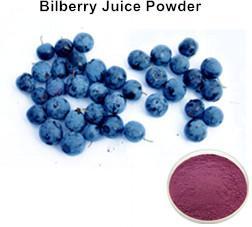 Bilberry Juice Powder_Ginkgo Biloba Extract Green Tea Extract Aloe Vera gel freeze dried powder Plant extract Botanical extract