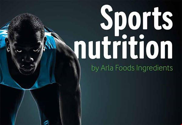 Alpha-lactalbumin: Whey ingredients for sports nutrition | Arla Foods Ingredients