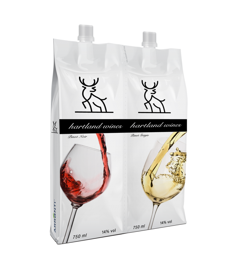 Chamber Pouch Wine Duo