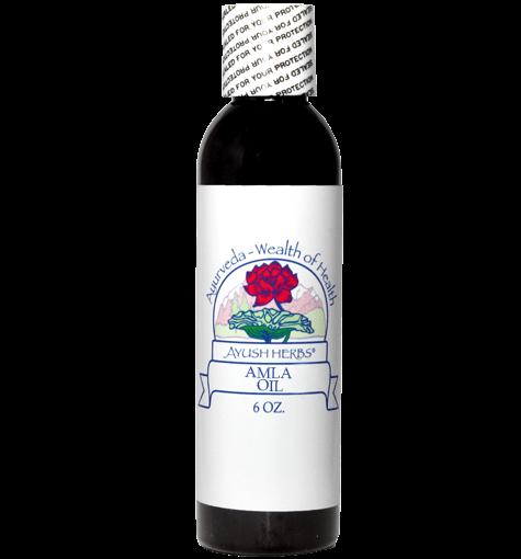 Amla Oil (6 oz.) | Ayush Herbs | Ayurvedic Herbal Medicine